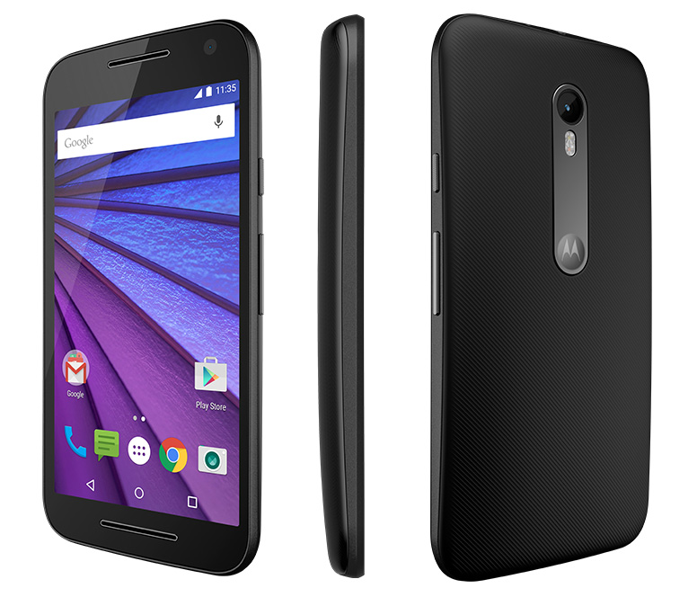 Moto G 3rd Gen 2015 – Full Phone Specification